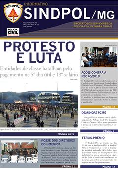 Informativo Sindpol Março/Abril de 2019
